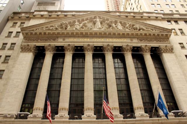 NY証券取引所